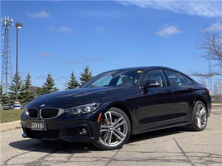 2019 BMW 440i xDrive Gran Coupe (Stk: B21128T1) in Barrie - Image 1 of 17