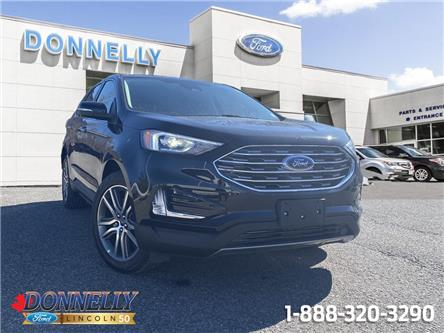 2021 Ford Edge Titanium (Stk: DV268) in Ottawa - Image 1 of 28