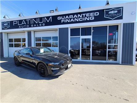 2018 Ford Mustang GT Premium (Stk: 116200) in Kingston - Image 1 of 12