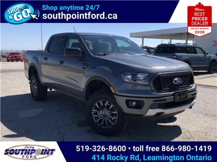 2021 Ford Ranger XLT (Stk: RA27329) in Leamington - Image 1 of 23