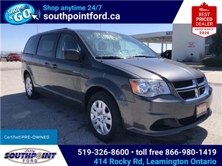 2019 Dodge Grand Caravan CVP/SXT (Stk: S10628R) in Leamington - Image 1 of 27