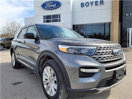 2021 Ford Explorer Limited (Stk: EX3127) in Bobcaygeon - Image 1 of 29