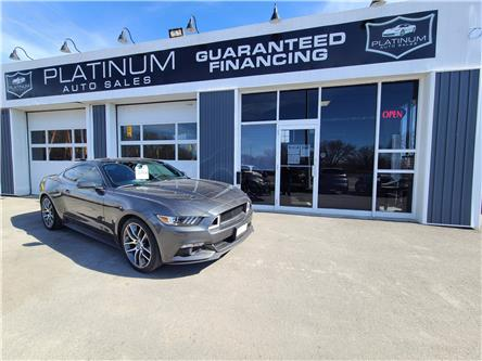 2017 Ford Mustang EcoBoost (Stk: 215991) in Kingston - Image 1 of 13