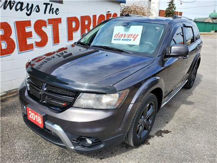 2018 Dodge Journey Crossroad (Stk: 21-119) in Oshawa - Image 1 of 15