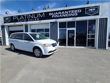 2016 Dodge Grand Caravan SE/SXT (Stk: 132175) in Kingston - Image 1 of 11