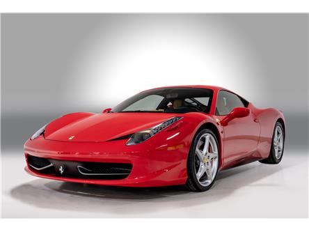 2011 Ferrari 458 Italia Base (Stk: UC1620) in Calgary - Image 1 of 29