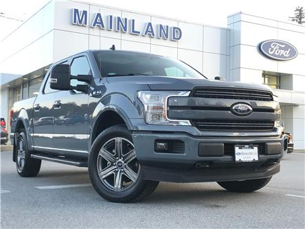 2020 Ford F-150 Lariat (Stk: P4013) in Vancouver - Image 1 of 30