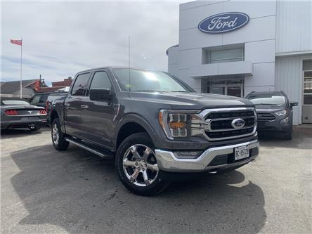 2021 Ford F-150 XLT (Stk: 021059) in Parry Sound - Image 1 of 18
