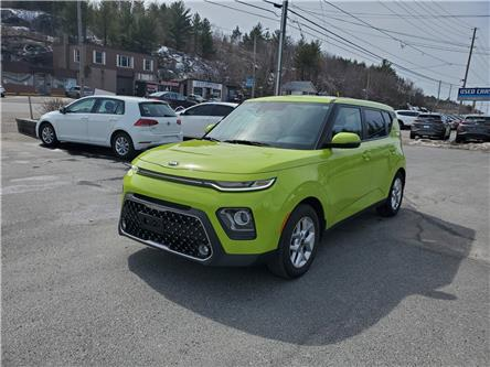 2020 Kia Soul EX (Stk: DF1956) in Sudbury - Image 1 of 13