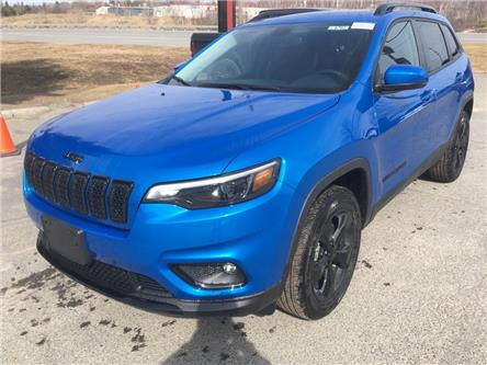 2021 Jeep Cherokee Altitude (Stk: 6702) in Sudbury - Image 1 of 18
