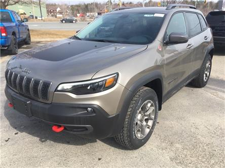 2021 Jeep Cherokee Trailhawk (Stk: 6704) in Sudbury - Image 1 of 18