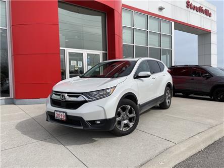 2019 Honda CR-V EX (Stk: 21-116A) in Stouffville - Image 1 of 14