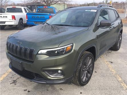 2021 Jeep Cherokee North (Stk: 6693) in Sudbury - Image 1 of 18