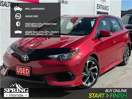 2018 Toyota Corolla iM Base (Stk: B11905) in North Cranbrook - Image 1 of 17