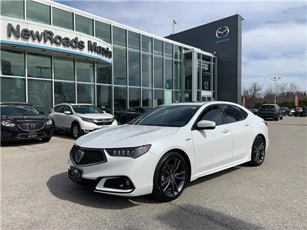 2019 Acura TLX Tech A-Spec (Stk: 14668A) in Newmarket - Image 1 of 27