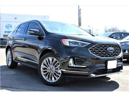 2020 Ford Edge Titanium (Stk: 200815) in Hamilton - Image 1 of 25