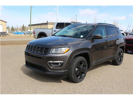2021 Jeep Compass Altitude (Stk: MT045) in Rocky Mountain House - Image 1 of 26