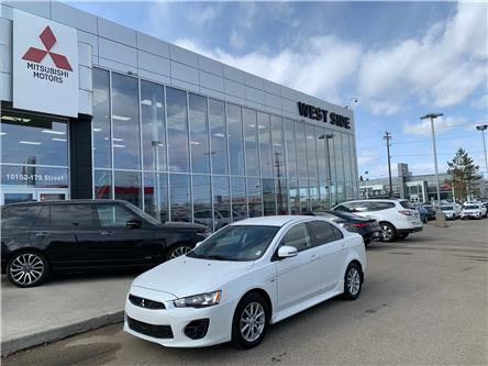2016 Mitsubishi Lancer SE LTD (Stk: E20169B) in Edmonton - Image 1 of 22