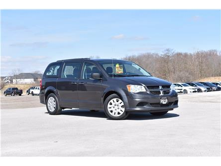 2019 Dodge Grand Caravan CVP/SXT (Stk: U9553A) in London - Image 1 of 20