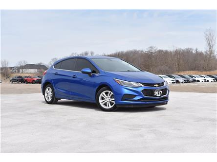2017 Chevrolet Cruze Hatch LT Auto (Stk: U9594) in London - Image 1 of 20