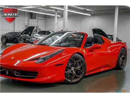 2013 Ferrari 458  (Stk: ) in Oakville - Image 1 of 30
