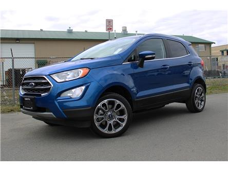 2020 Ford EcoSport Titanium (Stk: HB7-2740B) in Chilliwack - Image 1 of 15