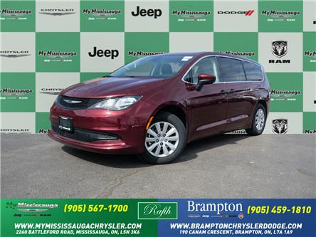2021 Chrysler Grand Caravan SE (Stk: 21243) in Mississauga - Image 1 of 6
