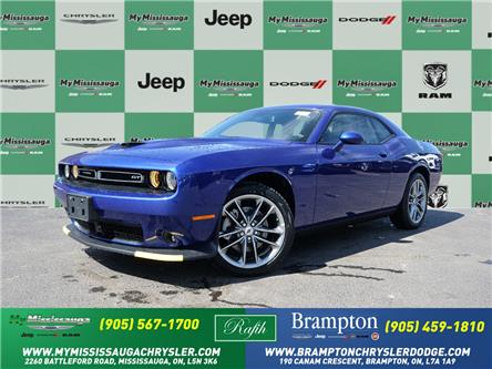 2021 Dodge Challenger GT (Stk: 21346) in Mississauga - Image 1 of 6