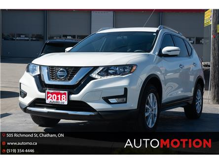 2018 Nissan Rogue  (Stk: 21439) in Chatham - Image 1 of 22