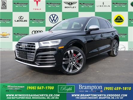 2020 Audi SQ5 3.0T Technik (Stk: 1400) in Mississauga - Image 1 of 29