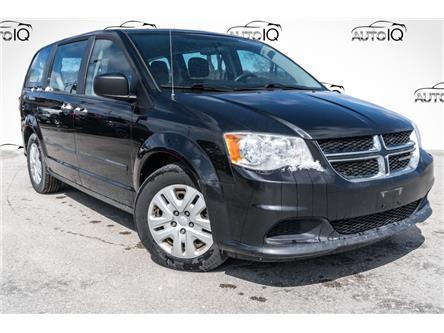 2014 Dodge Grand Caravan SE/SXT (Stk: 34001AUZ) in Barrie - Image 1 of 22
