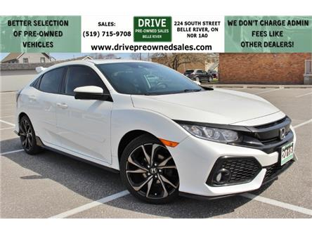 2018 Honda Civic Sport (Stk: D0353) in Belle River - Image 1 of 28