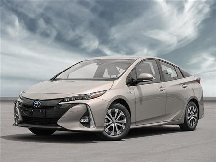 2021 Toyota Prius Prime Upgrade (Stk: 21PP416) in Georgetown - Image 1 of 22