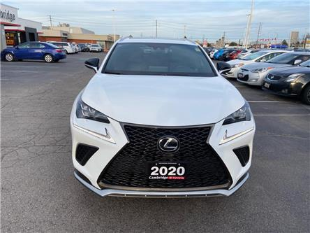 2020 Lexus NX 300 Base (Stk: 2007421) in Cambridge - Image 1 of 19