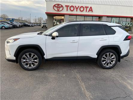 2019 Toyota RAV4 XLE (Stk: 2011111) in Cambridge - Image 1 of 20
