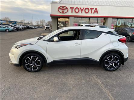 2018 Toyota C-HR XLE (Stk: 2104021) in Cambridge - Image 1 of 16