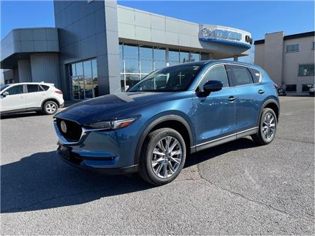 2021 Mazda CX-5 GT (Stk: 21T049) in Kingston - Image 1 of 15