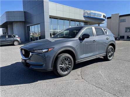 2021 Mazda CX-5 GS (Stk: 21T075) in Kingston - Image 1 of 14