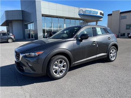 2021 Mazda CX-3 GS (Stk: 21T088) in Kingston - Image 1 of 15