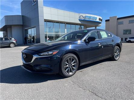 2021 Mazda MAZDA6 GS (Stk: 21C039) in Kingston - Image 1 of 15