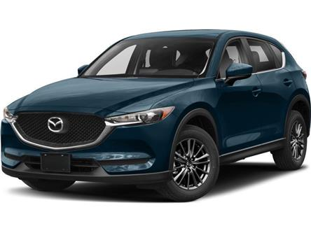 2021 Mazda CX-5 GX (Stk: N210154) in Markham - Image 1 of 10