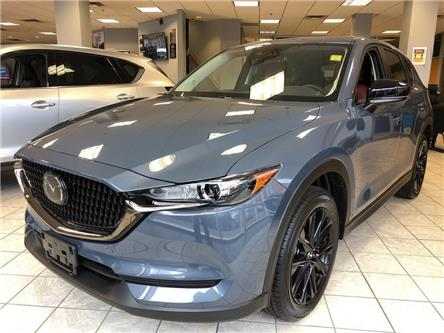 2021 Mazda CX-5 GS (Stk: N210163) in Markham - Image 1 of 11