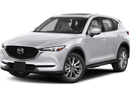 2021 Mazda CX-5 GT w/Turbo (Stk: N210275) in Markham - Image 1 of 7
