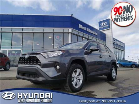 2019 Toyota RAV4 XLE (Stk: 16597A) in Edmonton - Image 1 of 21