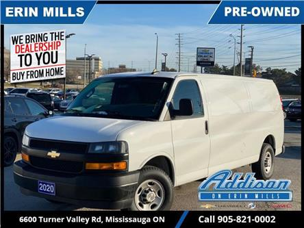 2020 Chevrolet Express 2500 Work Van (Stk: UM50502) in Mississauga - Image 1 of 13