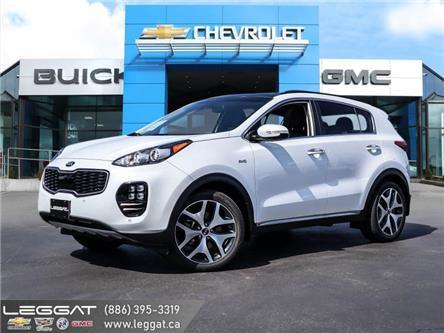 2019 Kia Sportage SX Turbo (Stk: 216519A) in Burlington - Image 1 of 20