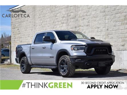 2021 RAM 1500 Rebel (Stk: DP4148) in Kingston - Image 1 of 45