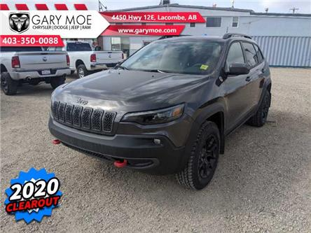 2020 Jeep Cherokee Trailhawk (Stk: F202506) in Lacombe - Image 1 of 19