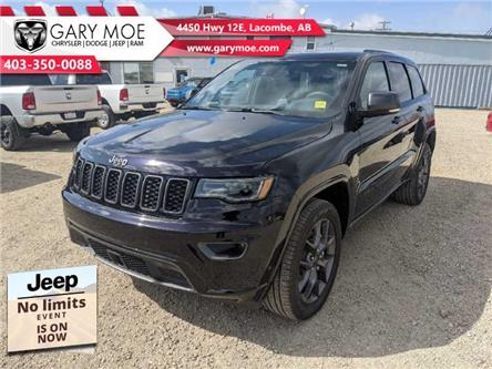 2021 Jeep Grand Cherokee Limited (Stk: F212623) in Lacombe - Image 1 of 19
