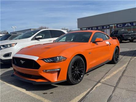 2021 Ford Mustang  (Stk: P10244) in Brampton - Image 1 of 14
